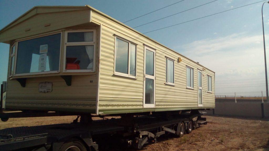 Mobil home Cosalt de 11.5×4 metros con 3 habitaciones en Malaga